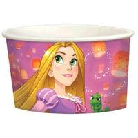 Tangled 'Dream Big' Ice Cream Cups (8ct)