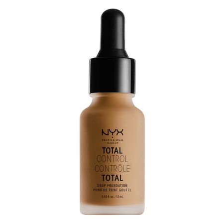 NYX Professional Makeup Total Control Drop Foundation, Mahogany
