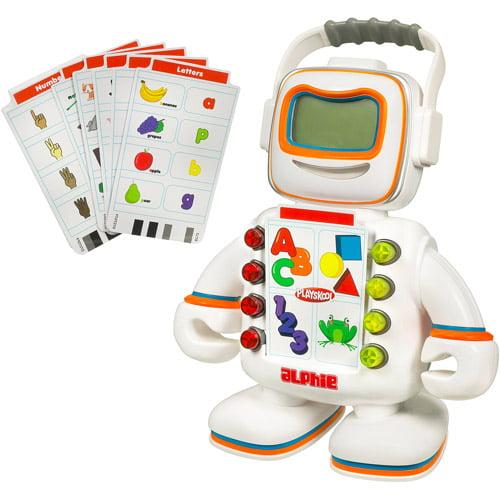 Playskool Alphie Robot Figure by Hasbro Inc.
