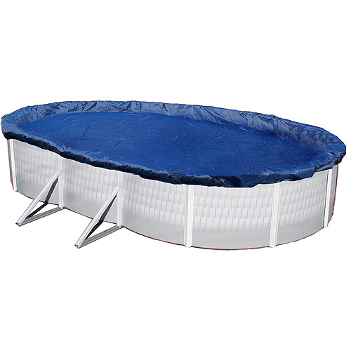 Blue Wave Gold 15-Year 16' x 32' Oval Above-Ground Pool Winter Cover