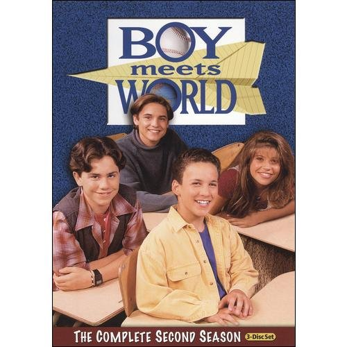 Boy Meets World: The Complete Second Season