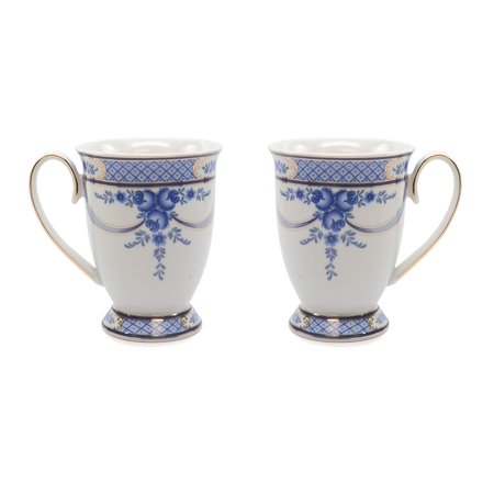 Royalty Porcelain 2-pc