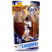 McFarlane MLB Sports Picks Series 26 Evan Longoria Action Figure [White Jersey]
