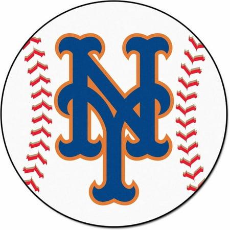 MLB New York Mets Baseball Mat
