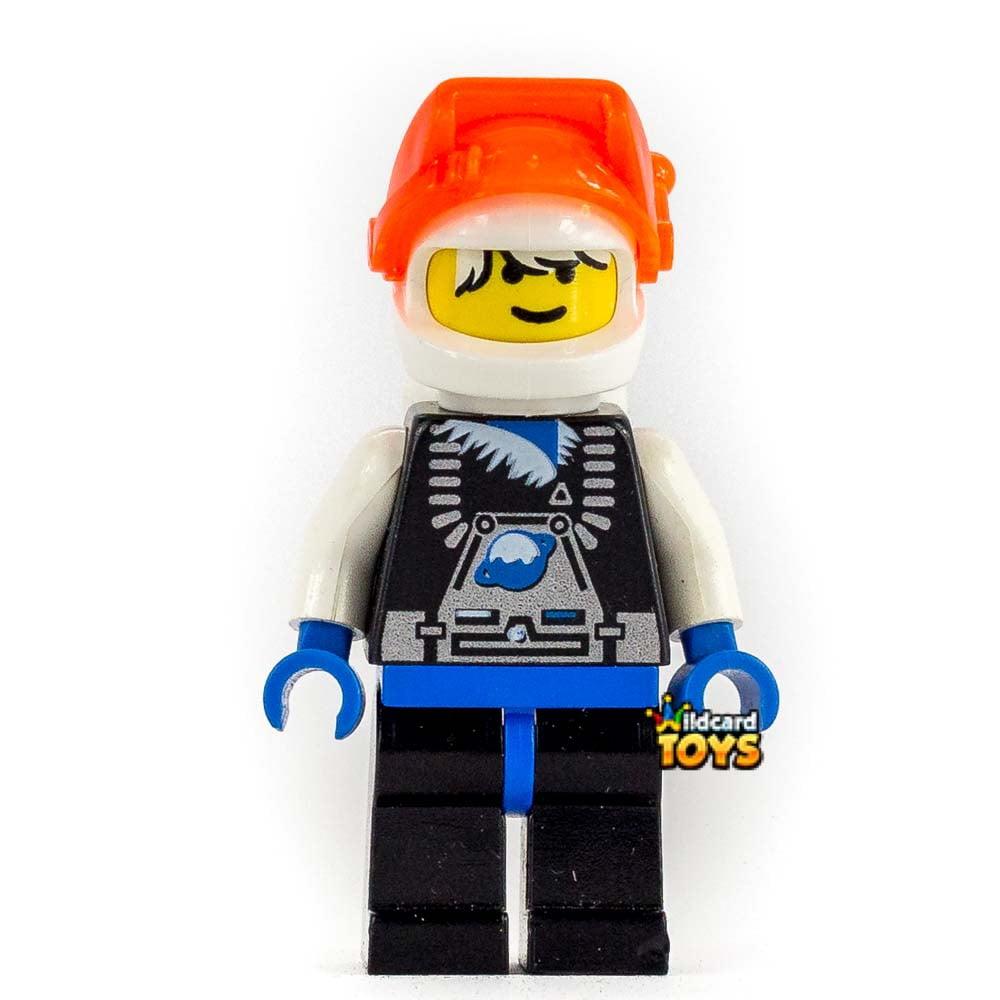 LEGO Ice Planet 2002 - Blonde Guy Minifigure