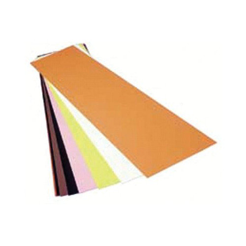 Precision Brand Color Coded Shims - .001x5''x20'' amber colorcoded shim