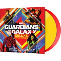 Tyler Bates- Guardians Of The Galaxy O.S.T. (Walmart Exclusive Red and Yellow 2LP)- Vinyl
