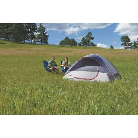Coleman Highline 4 Person Dome Tent, 9' x 7'