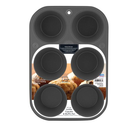 Mainstays Jumbo Muffin Pan