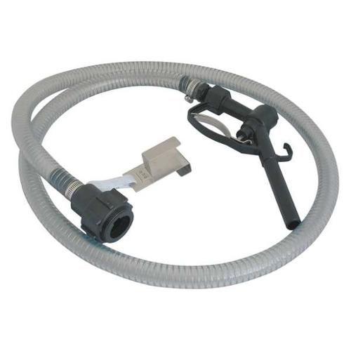 ACTION PUMP IBC-DRM-8R2M Hose Kit, Dia.1 In, Polypropylene, 8 GPM