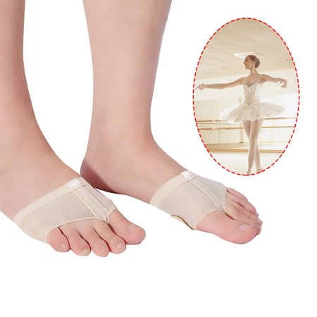 Foot Gloves Shoes - Women's Ballet Belly Dance Half Sole Paws Pad Foot Thong Dance Paw Shoes Forefoot Pads Toe Undies