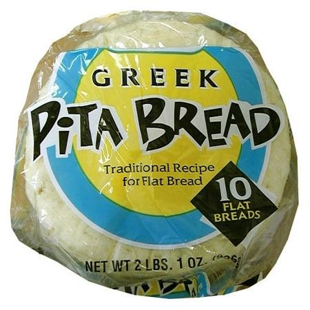 Pita Bread ,10 count (Grecian Delight) - Halloween Food Bread