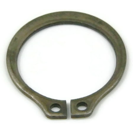 Stainless Steel Retaining Rings - SH-27SS 7mm Stainless Steel External Retaining Ring  - QTY 25