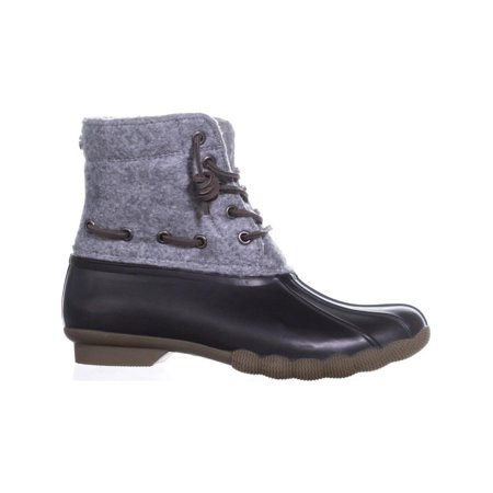 Steve Madden Torrent Short Rain Boots, Grey Multi - image 3 of 6