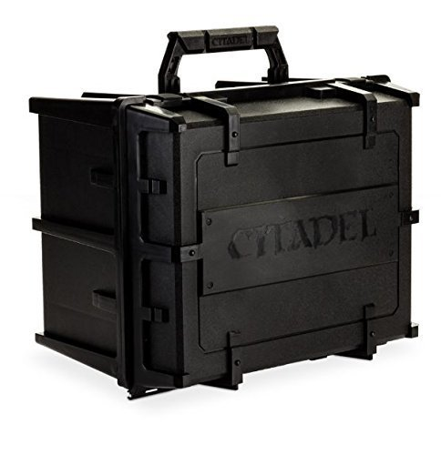 Warhammer Citadel Battle Figure Case by Games Workshop