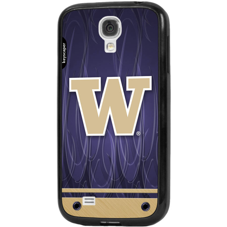 Washington Huskies Galaxy S4 Bumper Case