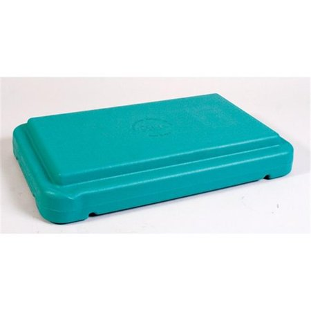 Escalade Sports Esc101 The Step Stackable 4 In  Riser Teal
