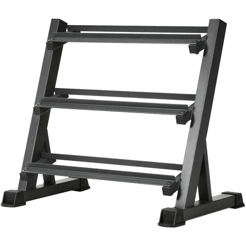 IMPEX Marcy Apex 3-Tier Dumbbell Rack: DBR-86