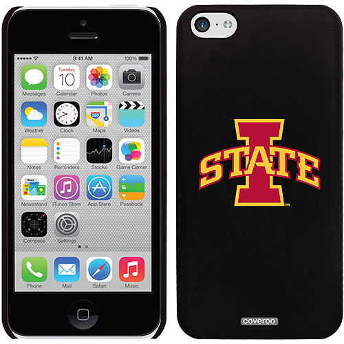 Iowa State State I Design on iPhone 5c Thinshield Snap-On Case by Coveroo