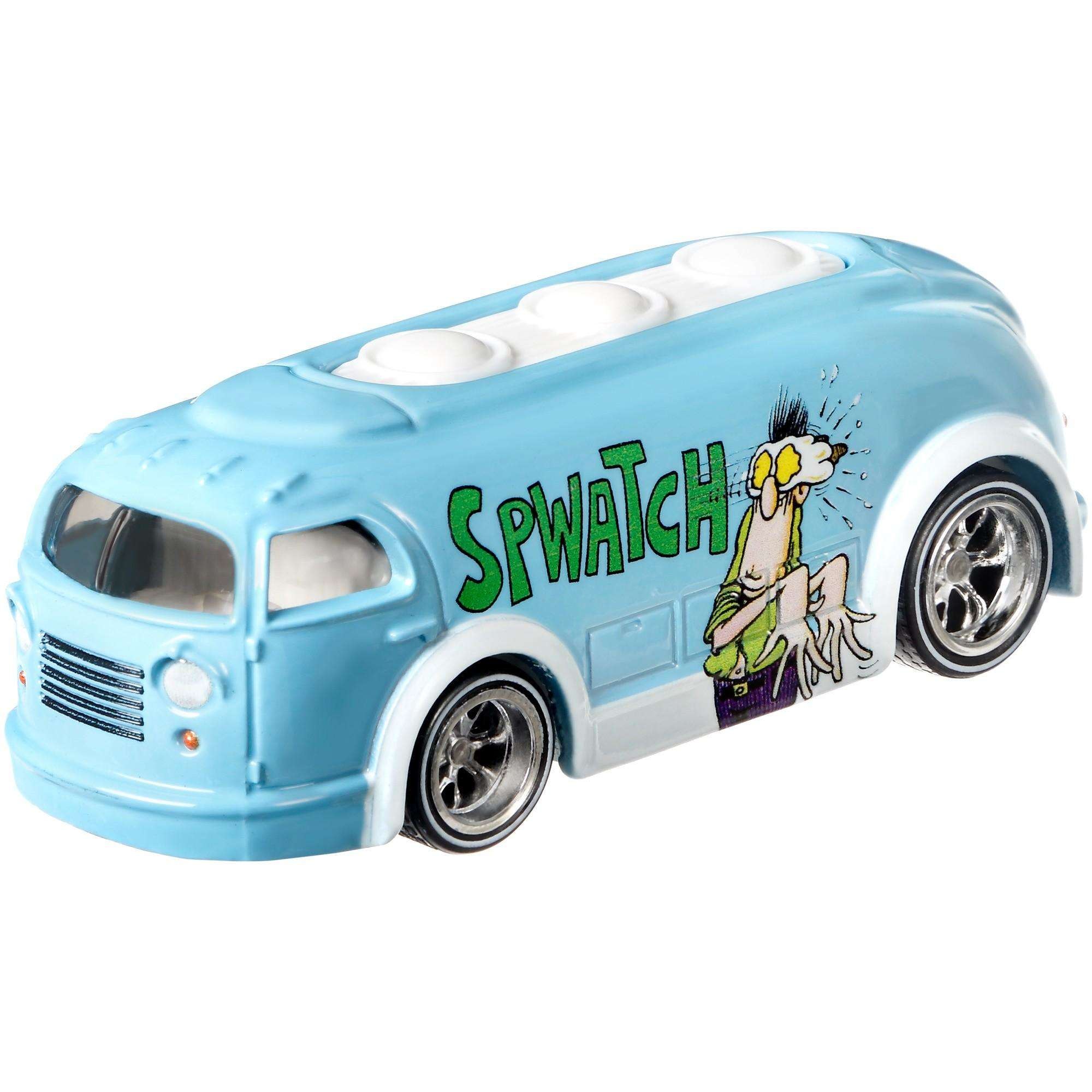 Hot Wheels Pop Culture Haulin' Gas Vehicle by Mattel