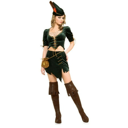 Thieves Guild Costume (Rubies Women's Princess Of Thieves)