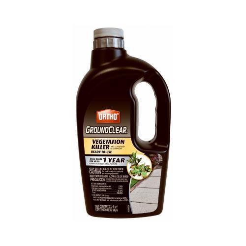 Scotts Ortho Roundup 0435270 GroundClear Vegetation Killer, Ready-To-Use, 32-oz.