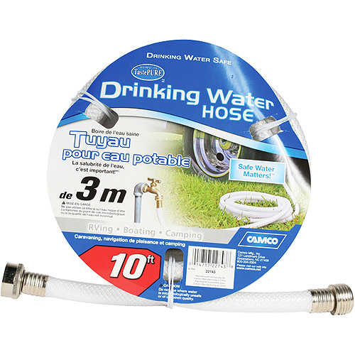 Camco 10' Fresh Water Hose