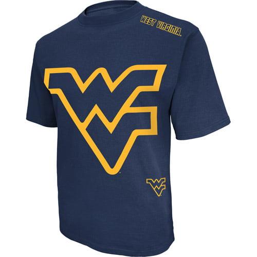 NCAA Men's West Virginia Short Sleeve Tee