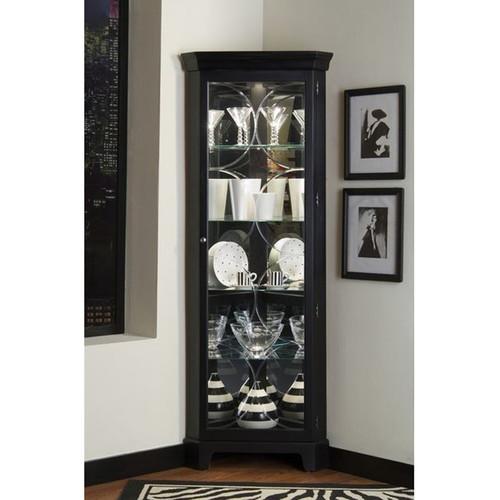 corner curio cabinets rh walmart com Pulaski Corner Curio Cabinets IKEA Corner Curio Cabinet