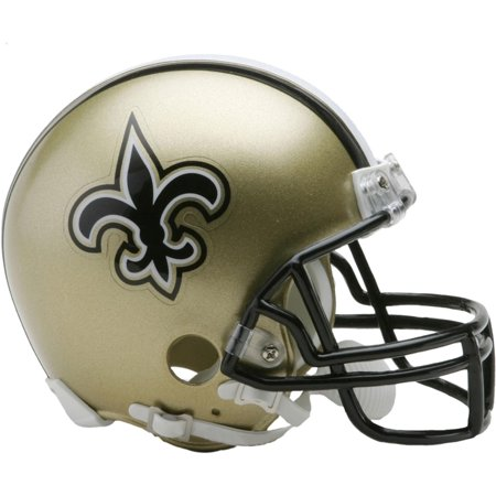 Riddell New Orleans Saints VSR4 Mini Football Helmet