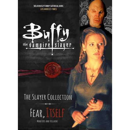 Buffy the Vampire Slayer, The Slayer Collection Vol 2, Fear Itself - Monsters & Villains - Vampire Queen Monster High