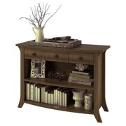 Oakridge Side Table for Anywhere Storage by Altra, Homestead Oak