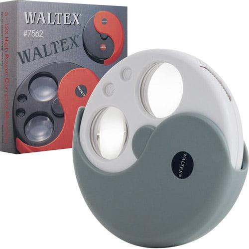 Waltex High Power Complex 5X-12X Magnifier