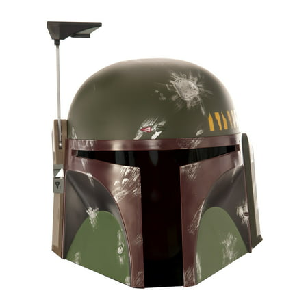 Deluxe Witch Mask - Deluxe Adult Boba Fett Mask