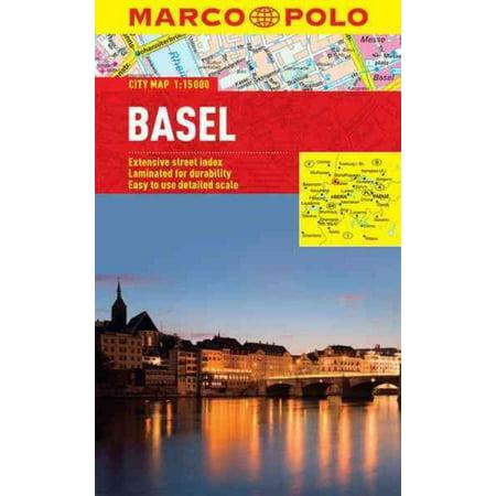 Marco Polo Basel City Map
