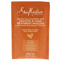 Argan Oil & Almond Milk Smooth & Tame Treatment Masque