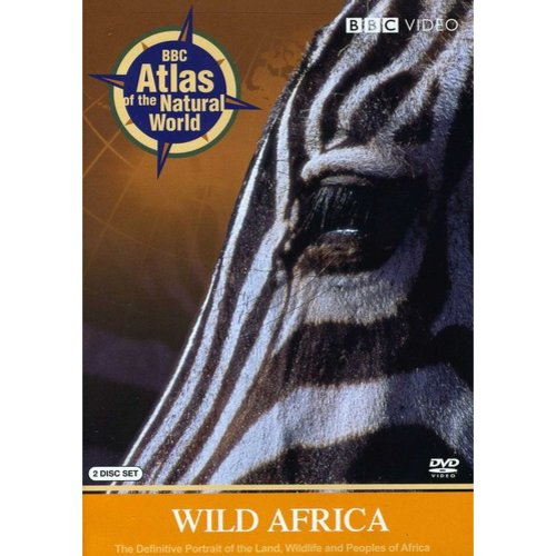 BBC Atlas of the Natural World: Wild Africa by WARNER HOME ENTERTAINMENT