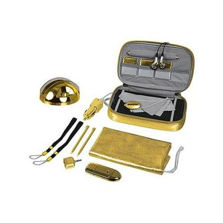 Gold Kilt - dreamGEAR: DSi XL: 20 in 1 Starter Kit: Gold
