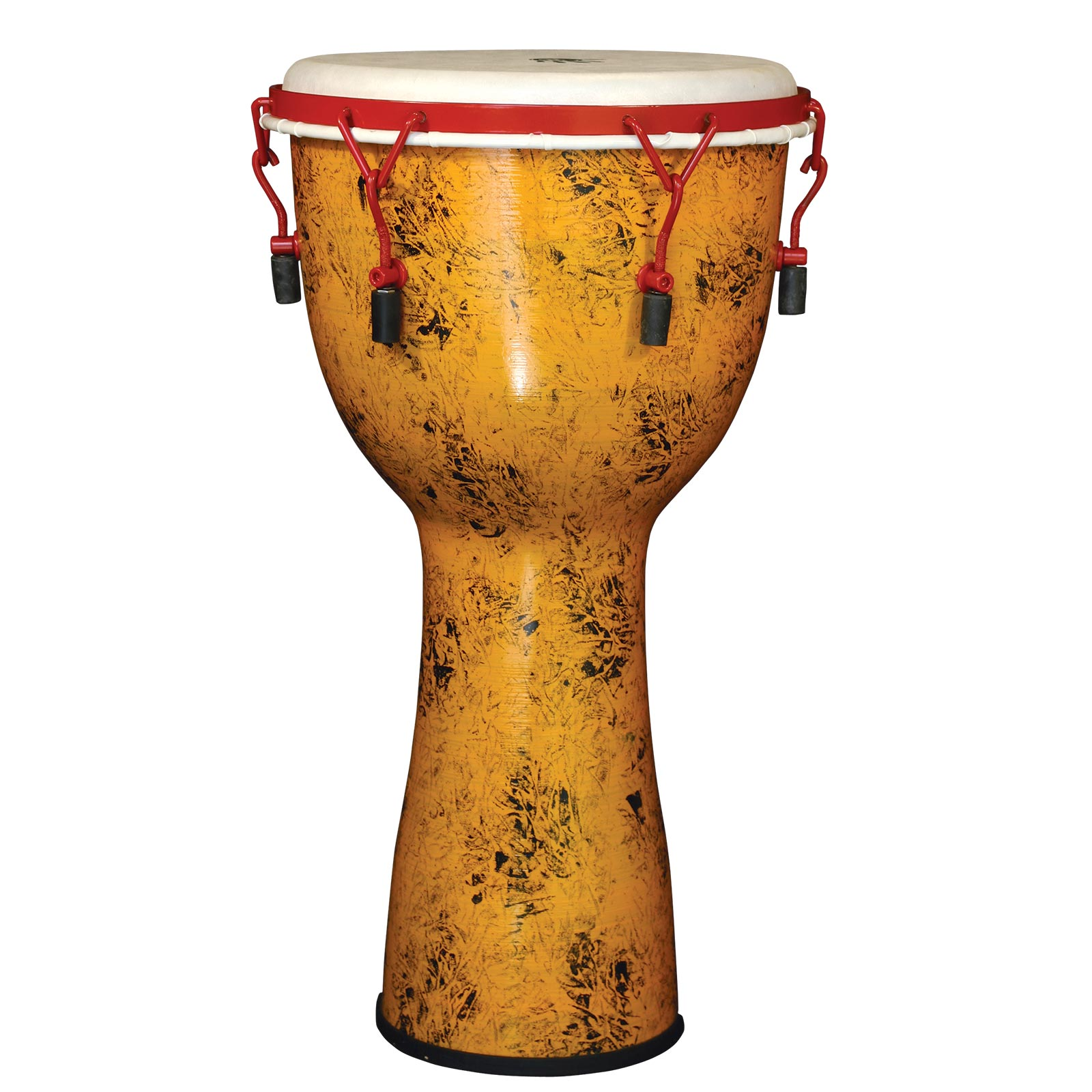 X8 Drums Urban Beat Key Tuned Djembe with Synthetic Head, Medium
