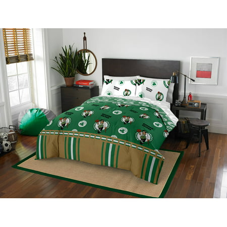 NBA Boston Celtics Bed In Bag (Boston Celtics Clock)