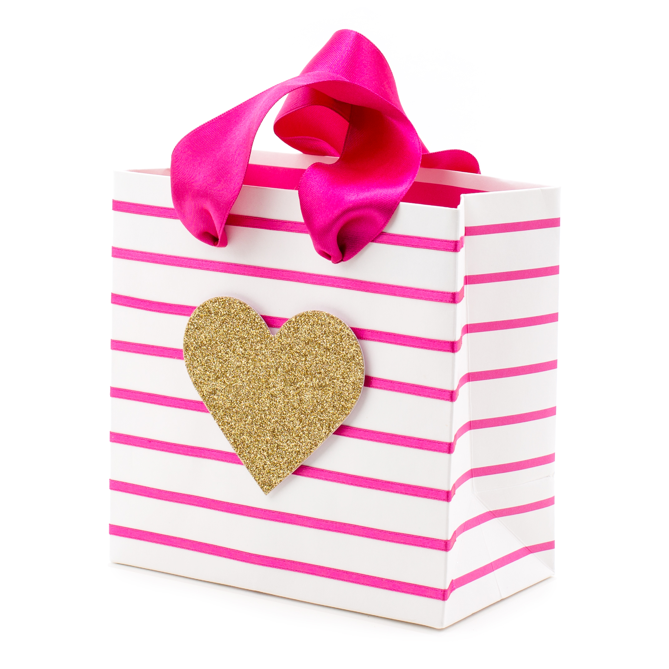 Walmart Wedding Gift Ideas: Hallmark Signature Small Gift Bag For Birthdays, Bridal