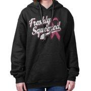 Breast Cancer Awareness Shirt | Freshly Squeezed Funny Cute Hoodie Sweatshirt