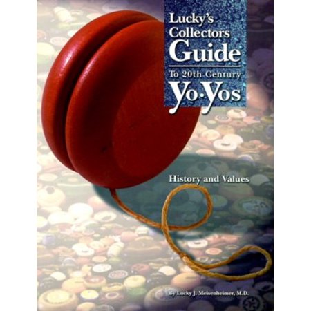 Lucky's Collectors Guide to 20th Century Yo-Yos by Lucky Meisenheimer](Chinese Yo Yos)