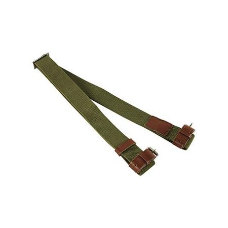 AAMNS Mosin Nagant Sling - Green, By NcSTAR from