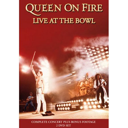 Queen On Fire: Live at the Bowl (DVD)