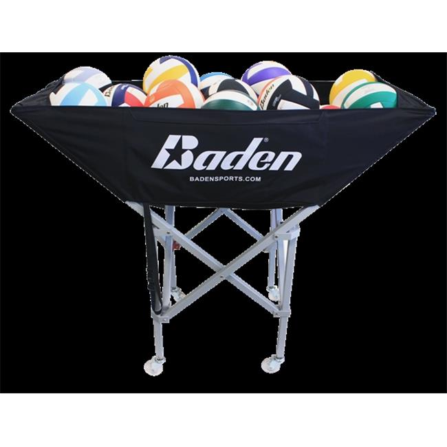 Baden CBC-200A Volleyball Heavy Duty Premier Volleyball Cart