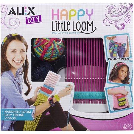 ALEX DIY Happy Little Loom - Walmart.com