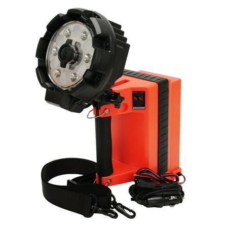 (Streamlight E-Flood Litebox HL, Vehicle Mount System, 12V DC, Orange)