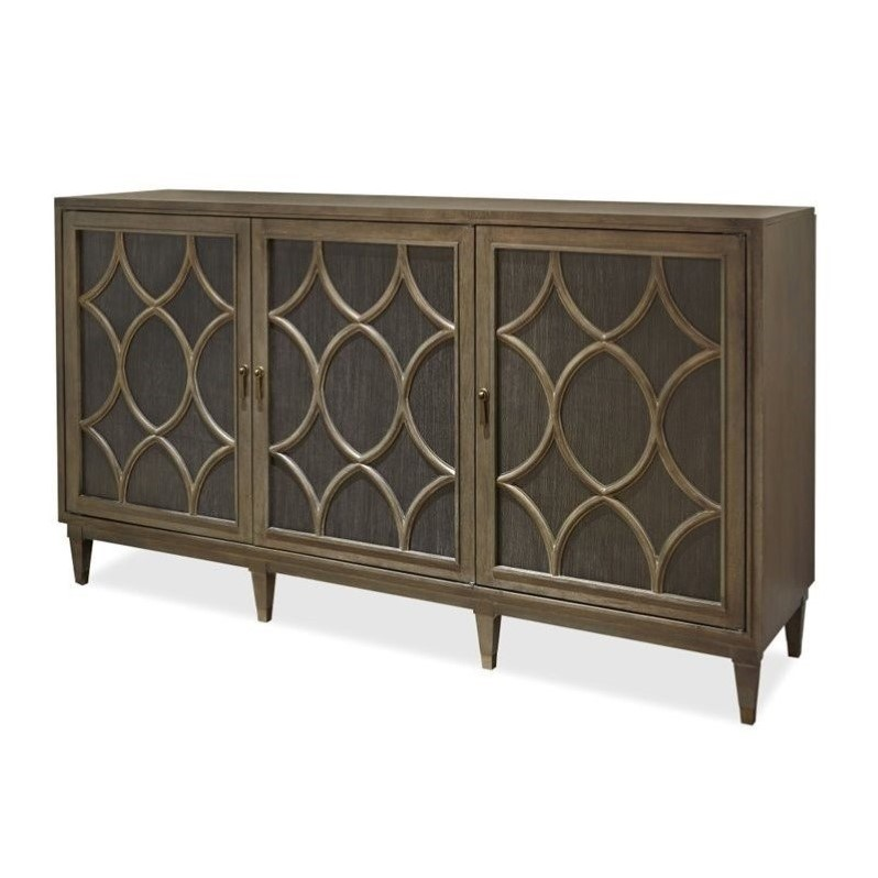 Universal Furniture Playlist Sideboard in Brown Eyed Girl