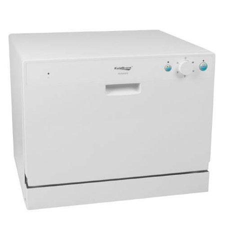 Countertop Dishwasher Koldfront : Koldfront 6 Place Setting Countertop Dishwasher - White - Walmart.com